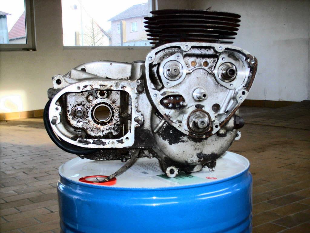 Daytona - Motor 1