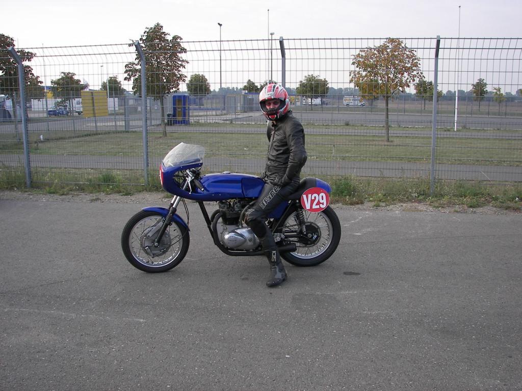 Daytona - Oschersleben 1