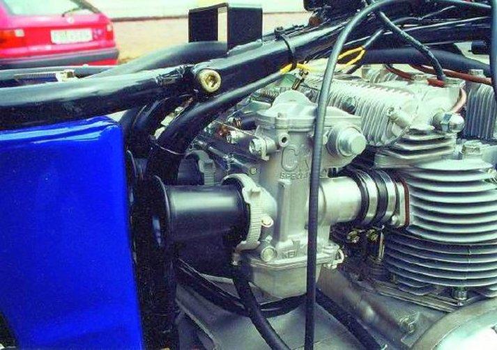Triumph X30 - 11