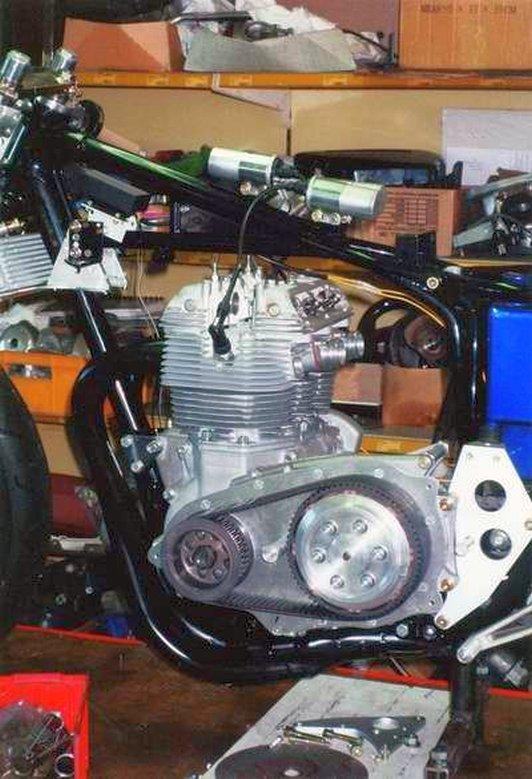 Triumph X30 - 13