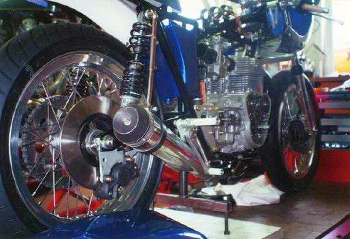 Triumph X30 - 15