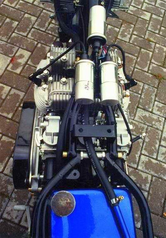 Triumph X30 - 7