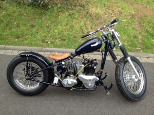 Triumph Chopper 01